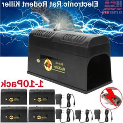 1-10Pcs Electronic Mouse Trap Victor Control Rat Killer Pest