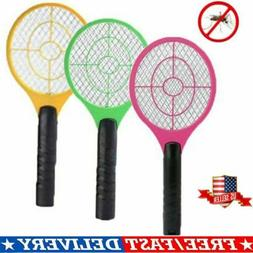 1-2Pack Electric Mosquito Fly Swatter Zapper Killer Bug Pest