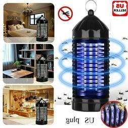 1 2pk electric uv mosquito killer lamp