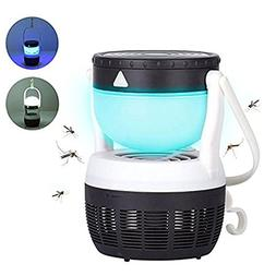 Pawaca 2-in-1 Camping Lantern Mosquito Killer Lamp, Electron