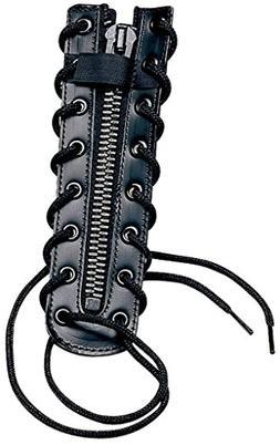 Thorogood Men's 884-6241 8 Eye Fire Zippers,Black