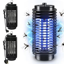 110V Electric Light Mosquito Killer Insect Grill Fly Zapper