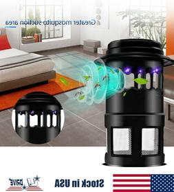 110V Electric Mosquito Killer Fly Bug Zapper Insect Trap Pes