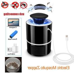 110VLED Electric Mosquito Killer Lamp Bulb Fly Bug Insect Za