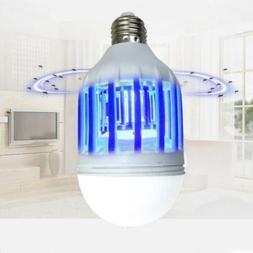 15W 110V/220V LED Anti-Mosquito UV Bug Zapper Insect Repelle