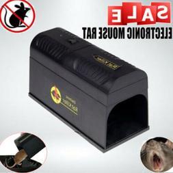 1PK Electronic Mouse Rat Trap Rodent Pest Control Killer ele
