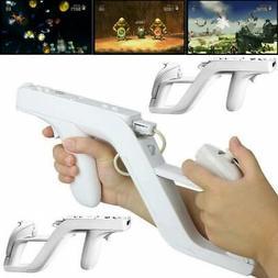 2 Zapper Gun for Nintendo Wii Remote Wiimote Controller