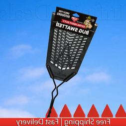 20 Inch  FLY SWATTER Durable Sturdy Wire Handles Mosquito Bu