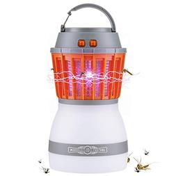 Fenvella 2018 Newest Bug, 2 in 1 Fly Zapper with Camping Lan