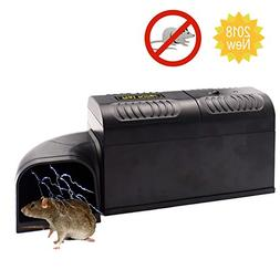 Fomei 2018 UPGRADED Electronic Rat Trap,Rodent Mouse Traps E