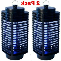 Electric Fly Bug Zapper Mosquito Insect Killer LED Light Tra