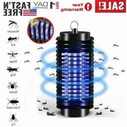 2pcs Electric Mosquito Fly Bug Insect Zapper Killer Trap Lam