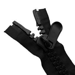 2pcs Heavy Duty Zipper Slider Zipper Sewing Replacement Pull