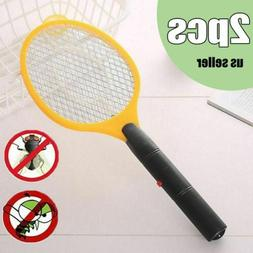 2X Electronic Bug Zapper Mosquito Insect Electric Fly Swatte