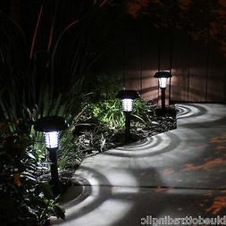 3 Pack ~ BlueDot Solar LED Light & UV Bug Zapper- Light-up +