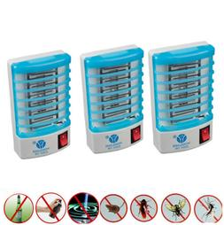 3 pack indoor led electric mosquito fly