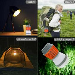 3-PK $57.97 USB Rechargeable Bug Zapper Lamp 2in-1 Portable