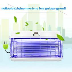 30W UV Light Electric Control Waterproof Mosquito Killer Fly