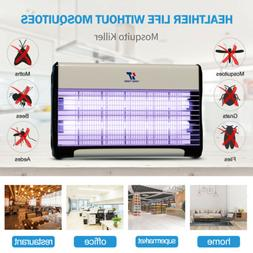 30W UV Night Lamp Electric Fly Bug Insect Trap Zapper Pest M