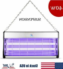 40W 110V Electric UV Lamp Tubes Bug Zappers Insect Zapper Mo