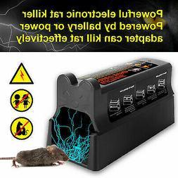 Rat Trap High Voltage Mouse Killer Electronic Shock Rodent Z