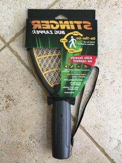 Stinger - On-the-go Bug Zapper Racket - Gray