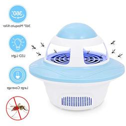 AdorioVix Bug Zapper, Electronic Insect Mosquito Killer Lamp