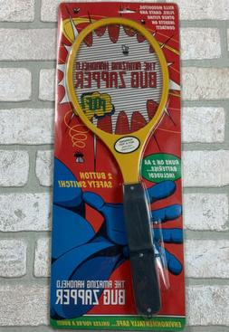 Amazing Handheld Bug Zapper New Sealed 2 AA Batteries Safety