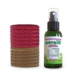 Kinven Anti Mosquito Repellent Bundle - Mosquito Repellent S