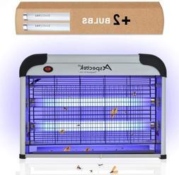 Aspectek Powerful 20W Electronic Indoor Insect Killer Bug Fl
