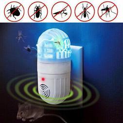 Atomic Zapper Pest Insect Zapper Mosquito Killer New Ultraso