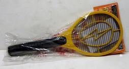 Battery Operated Electric Fly Swatter Tennis Racket Bug Mosq