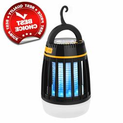 Best Bug Zapper Outdoor, 3 in 1 Camping Lantern & Mosquito K