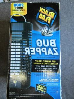 Black Flag Bug Zapper 2000 VOLTS 1/2 Acre Coverage