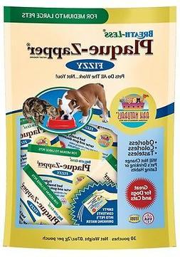 Ark Naturals Breath-Less Plaque Zapper Dog & Cat Pouches