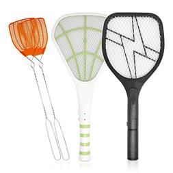 BugKwikZap Bug Mosquito Zapper - 4 Products in One Pack  Set
