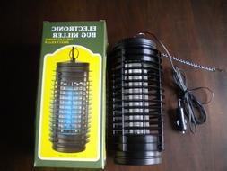 BUG ZAPPER 12 VOLT ELECTRONIC MOSQUITO & INSECT KILLER, NEW