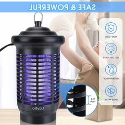 bug zapper 4200v high powered electric mosquito