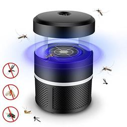 HUYHU Bug Zapper, Electronic Mosquito Killer, USB Powered In
