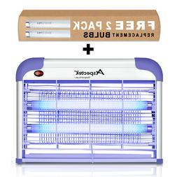 Aspectek Bug Zapper &Electric Indoor Insect Killer Mosquito+