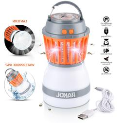 Bug Zapper & Lamp, Mosquito Insect Fly Killer Camping Lanter