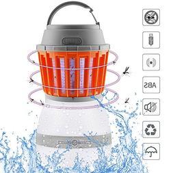 Peikai Bug Zapper Lamp& Camping Lantern-2 In 1 LED Lamp Char