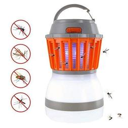 Starsprairie Bug Zapper LED Camping Lantern UV Light Portabl