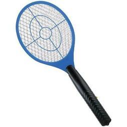 Bug Zapper Electric Handheld Tennis Racket Fly Swatter Indoo