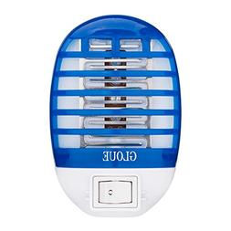 GLOUE Bug Zapper Electronic Insect Killer,Mosquito Killer La