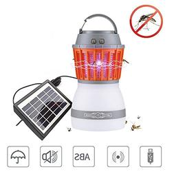 Teepao Bug Zapper, 2 in 1 Camping Mosquito Zapper Light with