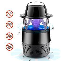 Ridsmc Bug Zapper Light Bulb, Mosquito Zapper Lamp, Electron