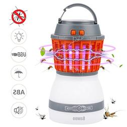 Rxment Bug Zapper Mosquito Repellent - USB Rechargeable Camp