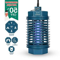 multifun Bug Zapper, Electric Indoor Fly Trap, No-Odor Mosqu