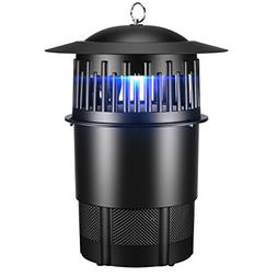 Pictek Bug Zapper, 3 in 1 UV Backlight Mosquito Trap System,